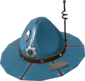 Painted Full Metal Drill Hat 256D8D.png