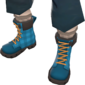 Painted Highland High Heels 256D8D.png