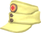 Painted Medic's Mountain Cap F0E68C.png