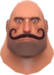 Painted Mustachioed Mann 3B1F23 Style 2.png