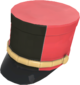 Painted Scout Shako 2D2D24.png