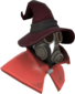 Painted Seared Sorcerer 3B1F23 Hat and Cape Only.png