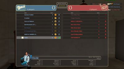 Scoreboard - Official TF2 Wiki | Official Team Fortress Wiki