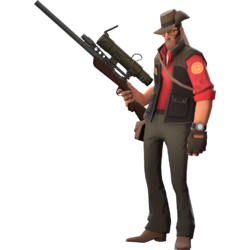 Sniper Official Tf2 Wiki Official Team Fortress Wiki