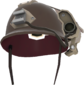 Painted Cross-Comm Crash Helmet 2D2D24.png