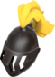 Painted Dark Falkirk Helm E7B53B Closed.png