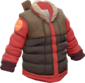 Painted Down Tundra Coat 3B1F23.png