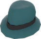 Painted Flipped Trilby 2F4F4F.png
