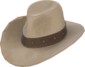 Painted Hat With No Name 7C6C57.png