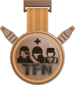 Painted Tournament Medal - TFNew 6v6 Newbie Cup A57545 Third Place.png
