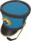 Painted Surgeon's Shako 256D8D.png