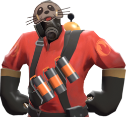 seal mask - Tf2 Halloween Masks
