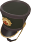 Painted Surgeon's Shako 2D2D24.png