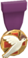 Painted Tournament Medal - Heals for Reals 7D4071 Donor Medal.png