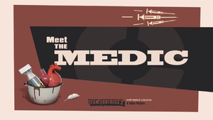 Meet the Medic Titlecard