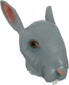 Painted Horrific Head of Hare 2F4F4F.png