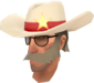 Painted Lone Star 7C6C57.png