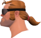 Painted Peacenik's Ponytail C36C2D.png
