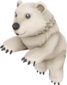 Painted Polar Pal 7C6C57.png