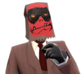 spy - Tf2 Halloween Masks