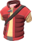 Painted Delinquent's Down Vest E7B53B.png