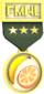 Painted Tournament Medal - Fruit Mixes Highlander 424F3B.png