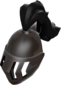 Painted Dark Falkirk Helm 141414 Closed.png