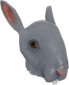 Painted Horrific Head of Hare 28394D.png