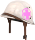 Painted Surgeon's Stahlhelm FF69B4.png