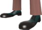 Painted Rogue's Brogues 2F4F4F.png