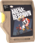 Painted Tournament Medal - RETF2 Retrospective C5AF91 Arena Respawn Winner.png