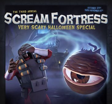 Very Scary Halloween Special - Official TF2 Wiki | Official Team ...