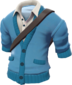 Painted Cool Cat Cardigan 256D8D.png