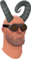 Painted Horrible Horns 7E7E7E Engineer.png