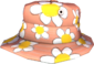 Painted Summer Hat E9967A Carefree Summer Nap.png