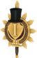 Painted Tournament Medal - Chapelaria Highlander 654740.png