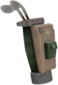 Painted Gaelic Golf Bag 424F3B.png