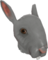 Painted Horrific Head of Hare 2D2D24.png
