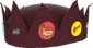 Painted Whoopee Cap 3B1F23.png
