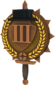 Painted Tournament Medal - Chapelaria Highlander E7B53B Third Place.png