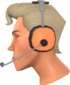 Painted Greased Lightning C5AF91 Headset.png