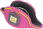 Painted World Traveler's Hat FF69B4.png