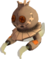 Painted Sackcloth Spook F0E68C.png