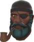 Painted Bearded Bombardier 2F4F4F.png