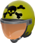 Painted Death Racer's Helmet 808000.png