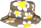 Painted Summer Hat 7C6C57 Carefree Summer Nap.png