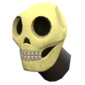 Painted Head of the Dead F0E68C Plain.png