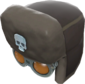 Painted Professional's Ushanka 7C6C57.png