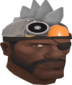 Painted Robot Chicken Hat 7E7E7E.png