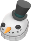 Painted Snowmann 2F4F4F.png